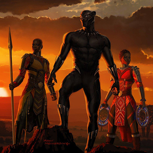 Art of Black Panther Panel & Book Signing