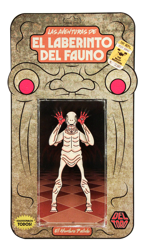 "las Aventuras del Laberinto del Fauno, Carlos and Ernesto East ""The Beast Brothers"""
