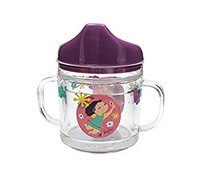 Doll Girl Sippy Cup