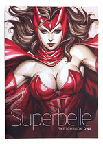 Superbelle: Sketchbook One, Stanley Artgerm Lau