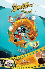 DuckTales Woo-oo! Cinestory Comic