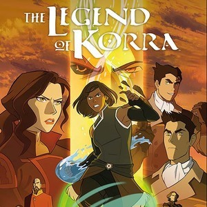 Legend of Korra: Turf Wars Book Signing