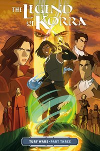 The Legend of Korra: Turf Wars Part Three, Cory Schmitz & Irene Koh