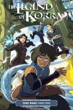 The Legend of Korra: Turf Wars Part One, Cory Schmitz & Irene Koh