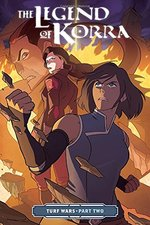 The Legend of Korra: Turf Wars Part Two, Cory Schmitz & Irene Koh