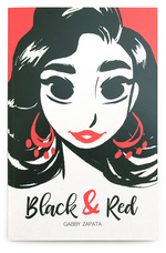 Black & Red, Gabby Zapata