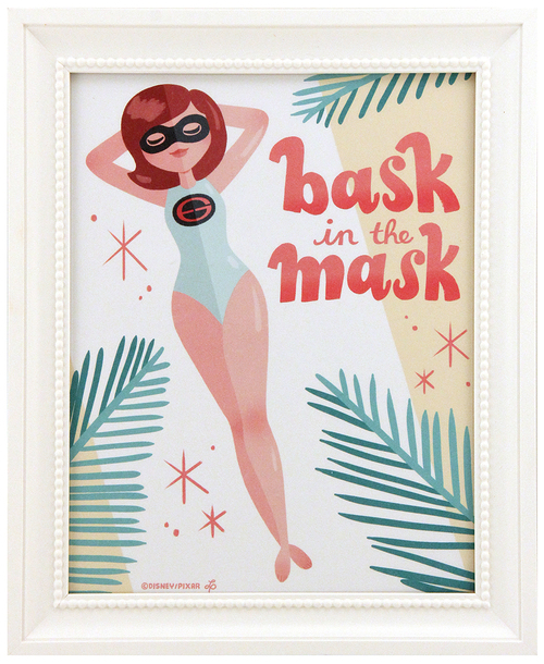 Bask In The Mask (1/1), Lauren Patterson
