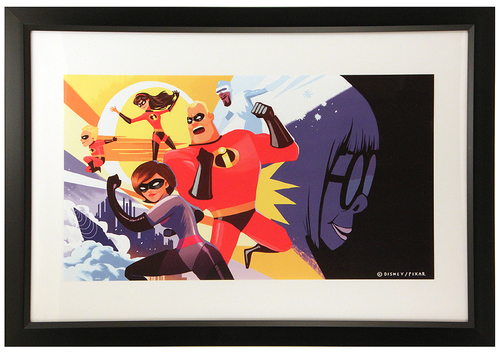 Incredibles Assemble! (1/1), Nadia Kim