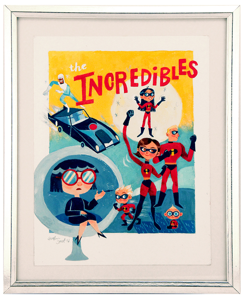 The Incredibles!, Anoosha Syed