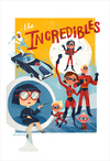 The Incredibles (print), Anoosha Syed
