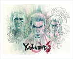 """Yakuza 6"" by David Mack PRINT, david  mack"