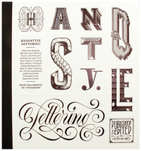 Handstyle Lettering - From Calligraphy to Typography
