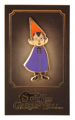 Over The Garden Wall (Wirt) Enamel Pin