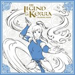 Legend of Korra Coloring Book