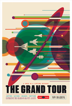 The Grand Tour (print), Invisible Creature