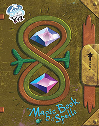 Star vs. the Forces of Evil The Magic Book of Spells, Daron Nefcy