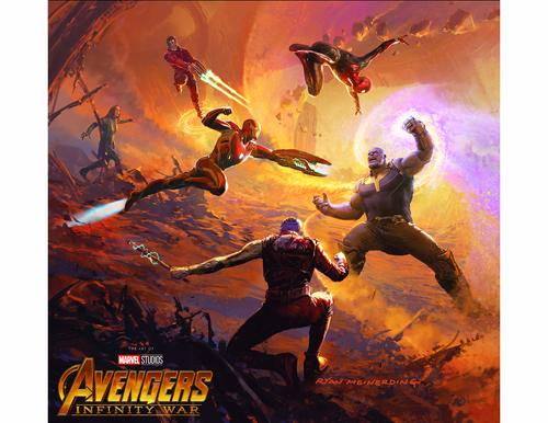 Marvel's Avengers: Infinity War - The Art of the Marvel Cinematic Universe