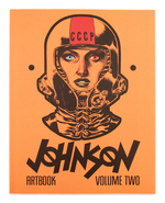 Dave Johnson Artbook Volume Two, Rev. Dave Johnson
