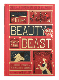 Beauty and the Beast Illustrated