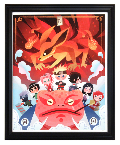 Naruto Shippuden (Printer's Proof), Joey Chou