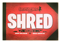 Shred Vol. 3, Greg Baldwin