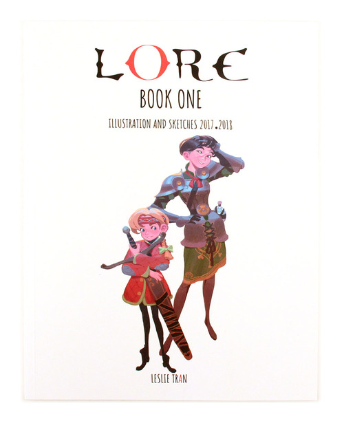 Lore: Book One, Leslie Tran
