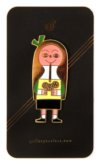 Lemonade Girl Pin - Mary Blair, Mary Blair