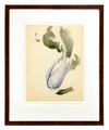 Bok Choy with Peas (FRAMED), Tyrus Wong
